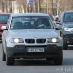 Эксплуатация автомобилей с иностранными регистрационными номерами