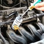 Как и чем раскоксовать поршневые кольца на двигателе автомобиля