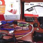 Сигнализация StarLine A93 и варианты комплектаций