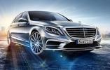 Новый Mercedes S-klasse – первое официальное фото