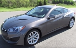Доступный спорт — кар: Hyundai Genesis Coupe