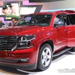 Какие новые внедорожники могут порадовать автолюбителей в 2015 году