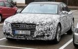 Audi обновит свой флагман