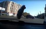 Опасность может поджидать водителя автомобиля где угодно