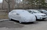 Автотент нового поколения для легкового автомобиля – ноу-хау, защищенное патентом РФ