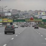 По некоторым столичным улицам разрешат ездить со скоростью 80 км/ч