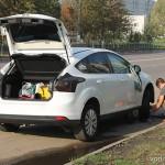 Какое должно быть давление в шинах автомобиля зимой и летом