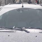 Конструктивные особенности зимних щёток стеклоочистителя