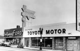 История создания компании Тойота