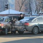 Новый порядок действий водителей в случае попадания в ДТП