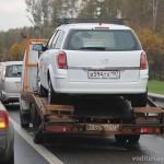 Круглосуточный эвакуатор на дорогах Москвы и Подмосковья
