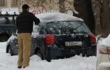 Что делать если замки и двери автомобиля замёрзли?