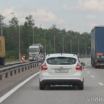 Максимальную скорость на некоторых автотрассах увеличат до 130 километров в час