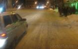 Езда на автомобиле ночью