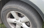 За «лысые» шины будут штрафовать