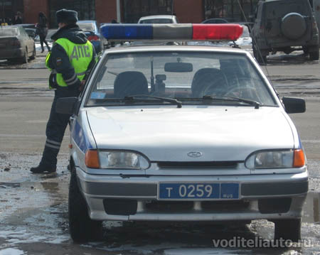 С 1 января 2012 года повышаются штрафы за нарушение ПДД