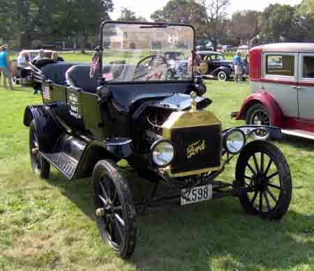 Великие авто Ford Model T
