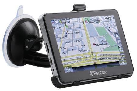 Автомобильный GPS-навигатор