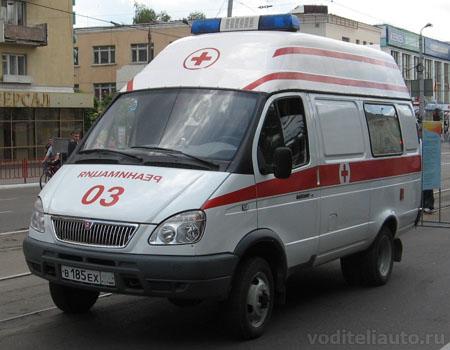 Профессия «Водитель скорой помощи»