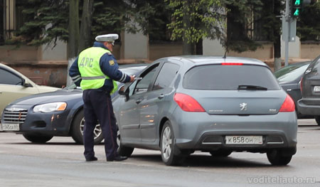 штрафы ГИБДД с 01.07.2012