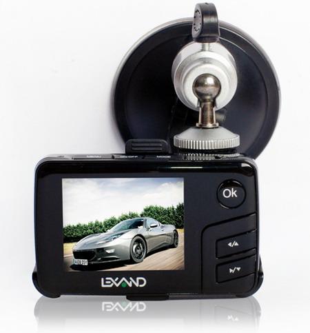 Регистратор Lexand LR-3700