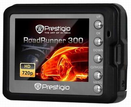 Регистратор Prestigio RoadRunner 300