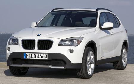 Кроссовер 2013 BMW_X1