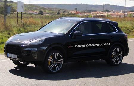 автомобиль Porsche Cayenne