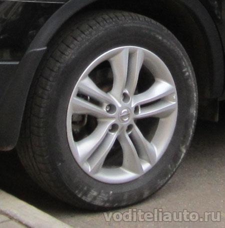Разболтовка колесных дисков важна при покупке новых дисков
