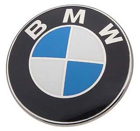 Значки автомобилей БМВ