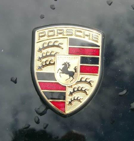 Значки автомобилей Порше