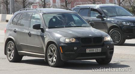 конфискация авто за пьянство за рулем в Беларуси