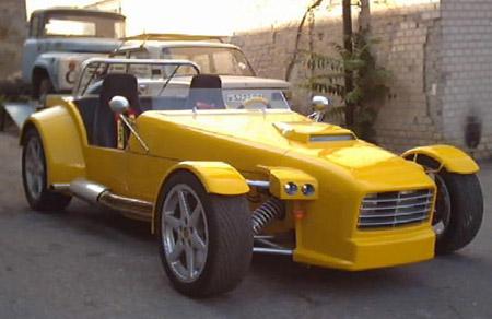 покраска кузова автомобиля