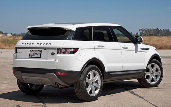 Внедорожник Range Rover Evoque фото
