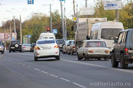 фотофиксация нарушений водителей автомобилей