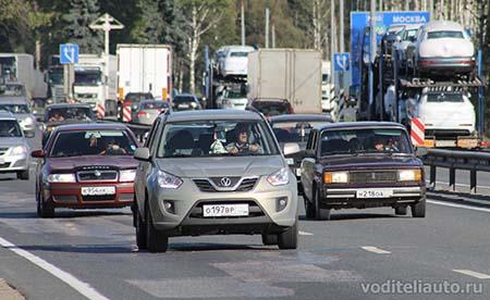 планируется экомаркировка автомобилей