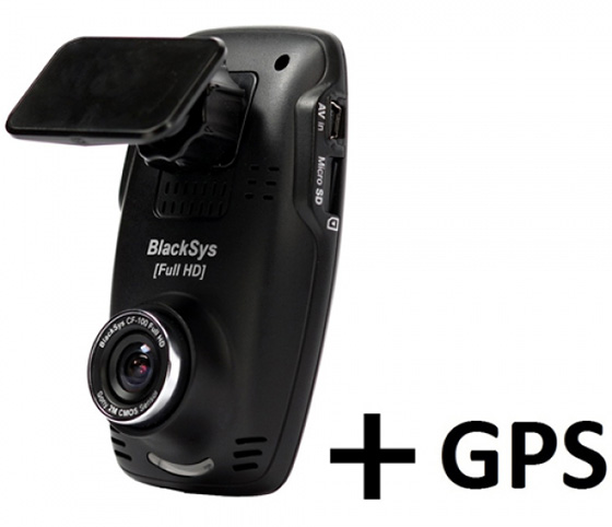 видеорегистратор с GPS