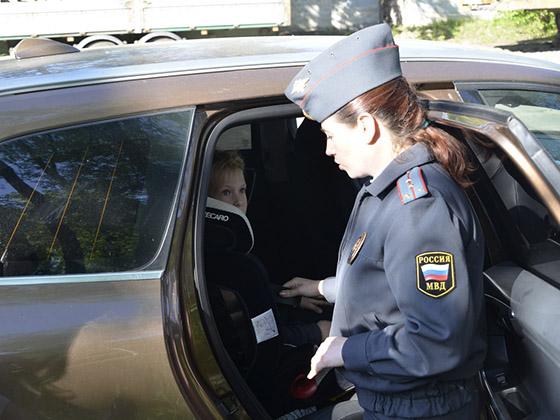 Правила перевозки детей в автомобиле до 12 лет