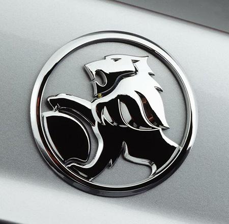 Эмблема автомобиля Holden