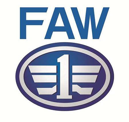 Эмблема автомобиля FAW