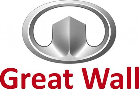 Эмблема автомобиля  Great Wall