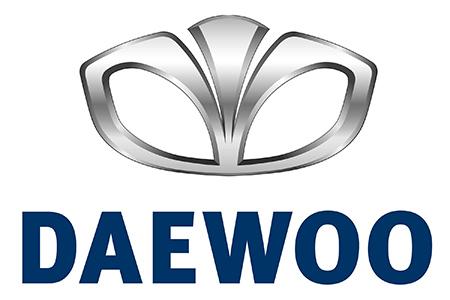 Эмблема автомобиля Daewoo
