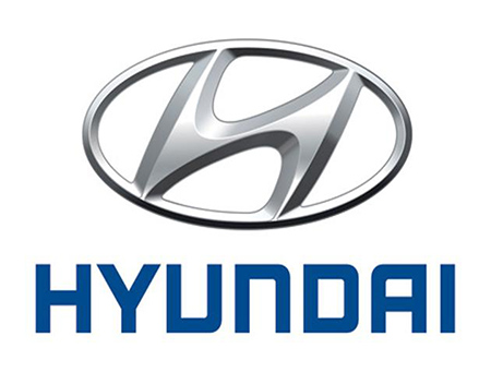 Эмблема автомобиля Hyundai