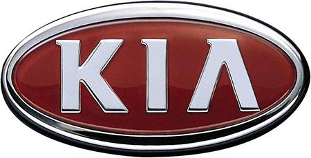 Эмблема автомобиля KIA