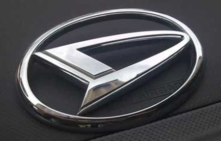 Эмблема автомобиля Daihatsu