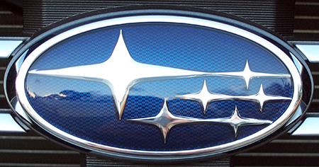 Знак Subaru