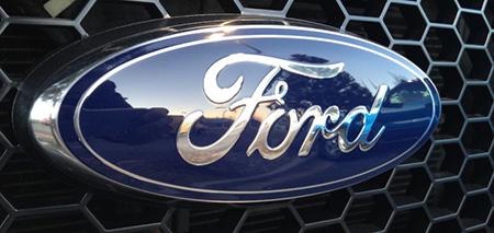 Эмблема автомобилей Ford