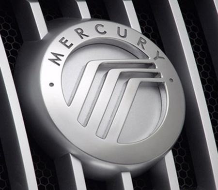 Знак автомобилей Mercury