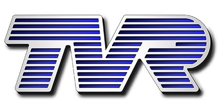 Эмблема автомобилей TVR