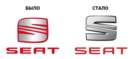 Эмблема автомобилей SEAT